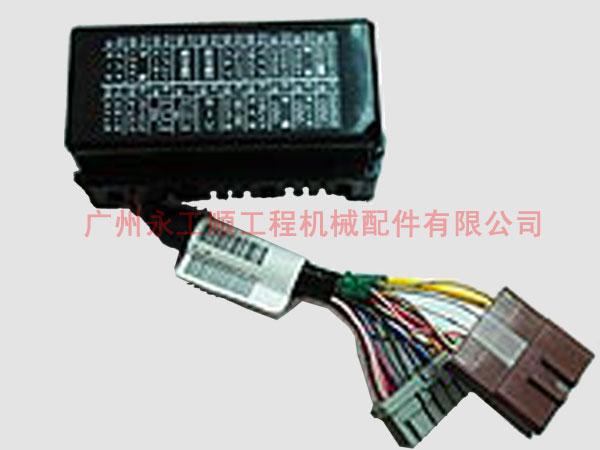 kobelco excavator parts fuse box yn73e00001f1 electric parts 保险盒yn73e00001f1 01 jpg