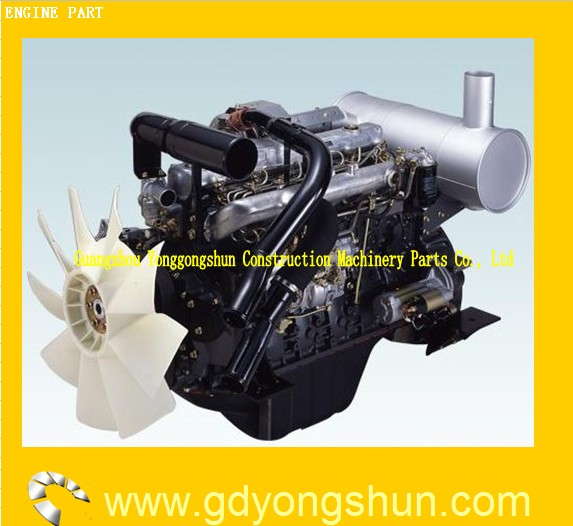 ISUZU ENGINE PARTS FOR 4LE2