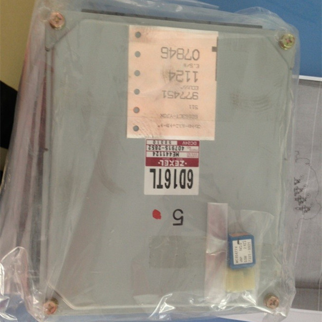 SK330-6E CONTROL UNIT, FUEL CONSUMPTION ME441124, KOBELCO EXCAVATOR ELETRIC PART