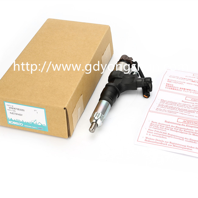 J05E INJECTOR VH23670E0050 FOR KOBELCO SK200-8 SK210-8 SK250-8 SK260-8 HINO ENGINE