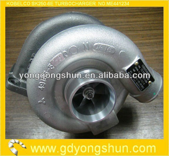 KOBELCO EXCAVATOR TURBOCHARGER ME441234
