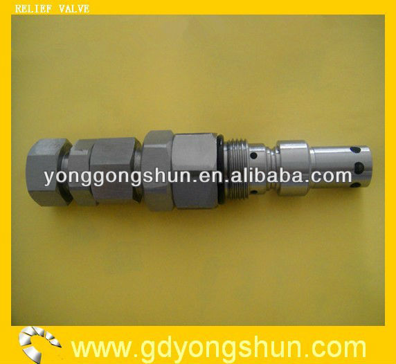 RELIEF VALVE FOR HITACHI EXCAVATOR